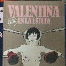 Cómics: VALENTINA EN LA ESTUFA, GUIDO CREPAX. Lote 194994911