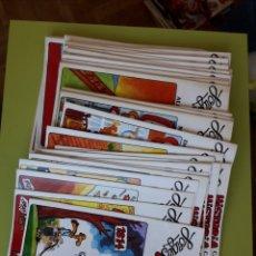 Cómics: HISTORIA PORANEA BORGES 42 FASCÍCULOS COMPLETA. Lote 195010827