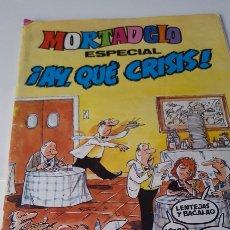 Cómics: MORTADOLO. Lote 195011700