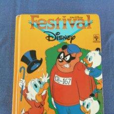 Cómics: FESTIVAL DISNEY. EDITORIAL PRIMAVERA. AÑO 1990. Lote 195017217