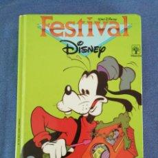 Cómics: FESTIVAL DISNEY. EDITORIAL PRIMAVERA. AÑO 1990. Lote 195017393