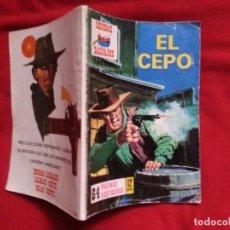 Cómics: EL CEPO - SENDAS SALVAJES 224. Lote 195026872