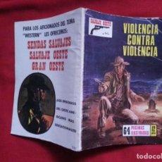 Cómics: VIOLENCIA CONTRA VIOLENCIA - SALVAJE OESTE 231. Lote 195027513