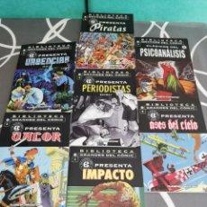 Cómics: EC PRESENTA, COLECCIÓN COMPLETA . Lote 195029051