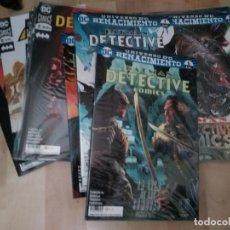 Cómics: 19 PRIMEROS TOMOS BATMAN DETECTIVE COMIC, ECC EDICIONES.. Lote 195031861