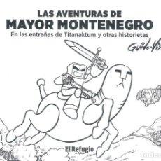 Cómics: LAS AVENTURAS DE MAYOR MONTENEGRO . GUIDO-VISIÓN. Lote 195039550