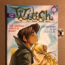 Cómics: WITCH N° 23 (DICIEMBRE 2004). ¡ADIÓS!. Lote 195047258