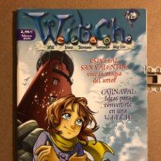 Cómics: WITCH N° 25 (FEBRERO 2005). SOMBRE DE AGUA.. Lote 195047531