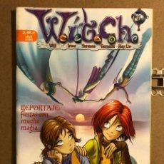 Cómics: WITCH N° 27 (ABRIL 2005). LA RENUNCIA.. Lote 195047865
