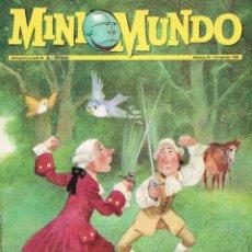 Cómics: MINI MUNDO,SUPLEMENTO JUVENIL,Nº 45.AÑO 1995. Lote 195056510
