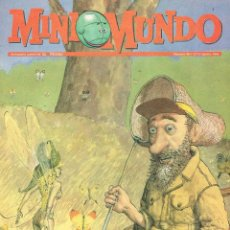 Cómics: MINI MUNDO,SUPLEMENTO JUVENIL,Nº 46.AÑO 1995. Lote 195056540