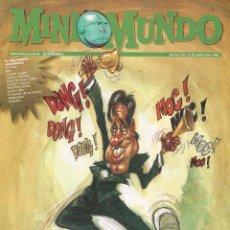 Cómics: MINI MUNDO,SUPLEMENTO JUVENIL,Nº 50.AÑO 1995. Lote 195056770