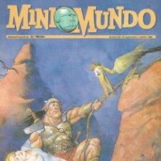 Cómics: MINI MUNDO,SUPLEMENTO JUVENIL,Nº 53.AÑO 1995. Lote 195056848
