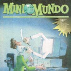 Cómics: MINI MUNDO,SUPLEMENTO JUVENIL,Nº 54.AÑO 1995. Lote 195056892