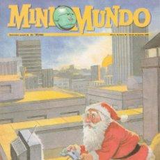 Cómics: MINI MUNDO,SUPLEMENTO JUVENIL,Nº 65.AÑO 1995. Lote 195056963