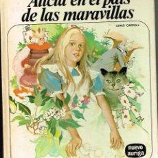 Cómics: ALICIA EN EL PAIS DE LAS MARAVILLAS,NUEVA AURIGA. DIBUJOS,MIRALLES. Lote 195057070
