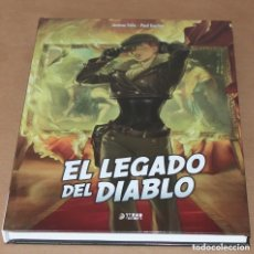Cómics: EL LEGADO DEL DIABLO. INTEGRAL. OBRA COMPLETA. YERMO.. Lote 195063255
