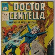 Cómics: DOCTOR CENTELLA - AÑO I - Nº 8 - 31 DE AGOSTO DE 1969 *** EDITORIAL LA PRENSA MEXICO ***. Lote 195065320