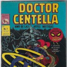 Cómics: DOCTOR CENTELLA - AÑO I - Nº 7 - 31 DE JULIO DE 1969 *** EDITORIAL LA PRENSA MÉXICO ***. Lote 195065415