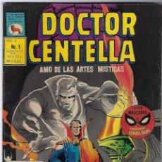 Cómics: DOCTOR CENTELLA - AÑO I - Nº 1 - 31 DE ENERO DE 1969 *** EDITORIAL LA PRENSA MÉXICO ***. Lote 195065515