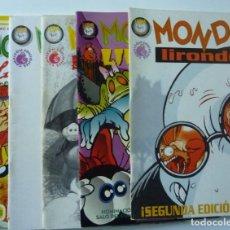 Cómics: MONDO LIRONDO // 0,2,3,4 Y 7.. Lote 195066055