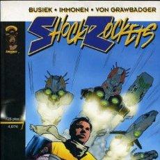 Cómics: SHOCKROCKETS COMPLETA 3 Nº. DOLMEN EDITORIAL. Lote 195067640