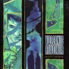 Cómics: VOLCANIC REVOLVER ASTIBERRI EDICIONES. Lote 195067815