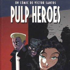 Cómics: PULP HEROES ASTIBERRI EDICIONES. Lote 195068428