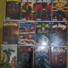 Cómics: MR MILAGRO 01 A 12 (COMPLETA). TOM KING. ECC. Lote 195082502