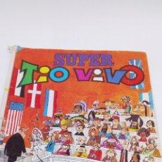 Cómics: TEBEO SUPER TIO VIVO AÑO 1977. Lote 195086586