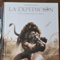 Cómics: COMIC: LA EXPEDICION 3 MARAZANO & FRUSIN DIABOLO EDICIONES. Lote 195090163