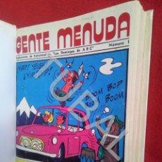Cómics: TUBAL GENTE MENUDA 2ª SEGUNDA EPOCA COMPLETA LOS 64 NUMEROS EN UN TOMO. Lote 195098205