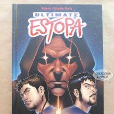 Cómics: ULTIMATE ESTOPA - NADIE ESTÁ A SALVO - ESTUDIO FÉNIX - JMV. Lote 195112227