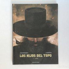 Cómics: LOS HIJOS DEL TOPO 1: CAÍN DE JODOROWSKY Y LADRÖNN. RESERVOIR BOOKS.. Lote 195131017