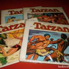 Cómics: TARZAN Nº 1, 2, 3 Y 4 - EDICIONES B.O.. Lote 195131370