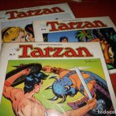 Cómics: TARZAN Nº 7, 8 Y 9 - EDICIONES B.O.. Lote 195132292