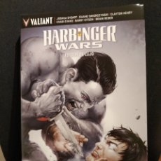 Cómics: HARBINGER WARS. Lote 195150062
