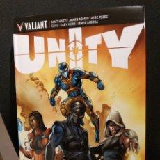 Cómics: UNITY. Lote 195150115