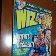 Cómics: WIZARD 10. REVISTA DE INFORMACIÓN DE CÓMIC. BUEN ESTADO. CON LOMO. Lote 195152943