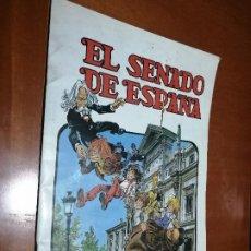 Cómics: EL SENADO DE ESPAÑA. SUSO. GUIJARRO. EDICIONES DEL SENADO. GRAPA. BUEN ESTADO. Lote 195153686