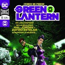 Cómics: EL GREEN LANTERN 11 - ECC / DC GRAPA / GRANT MORRISON. Lote 214353518