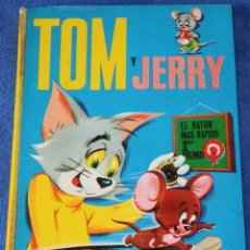Cómics: TOM Y JERRY - FHER - LAIDA (1968). Lote 195185766