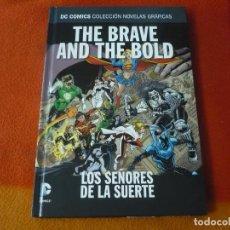 Fumetti: THE BRAVE AND THE BOLD LOS SEÑORES DE LA SUERTE DC NOVELAS GRAFICAS 16 ¡MUY BUEN ESTADO! SALVAT ECC. Lote 209312726