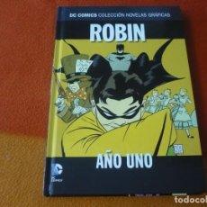 Cómics: ROBIN AÑO UNO DC NOVELAS GRAFICAS 23 ( CHUCK DIXON JAVIER PULIDO ) ¡MUY BUEN ESTADO! SALVAT ECC. Lote 195199250