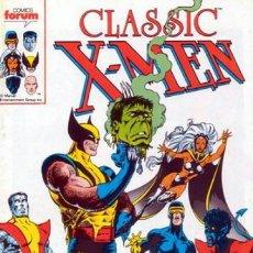 Fumetti: CLASSIC X-MEN VOL. 1 - Nº 30. Lote 195200455