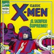Cómics: CLASSIC X-MEN VOL. 2 - Nº 8. Lote 195200473