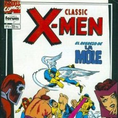 Cómics: CLASSIC X-MEN VOL. 2 - Nº 4. Lote 195200480