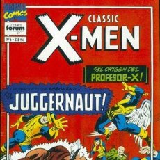 Cómics: CLASSIC X-MEN VOL. 2 - Nº 6. Lote 195200486
