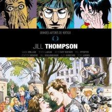 Cómics: GRANDES AUTORES DE VERTIGO : JILL THOMPSON - ECC / DC TAPA DURA. Lote 195212691