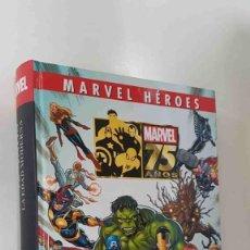 Cómics: MARVEL HEROES 66: MARVEL 75 AÑOS, LA EDAD MODERNA. LAS MEJORES AVENTURAS MODERNAS DE MARVEL. Lote 195224721